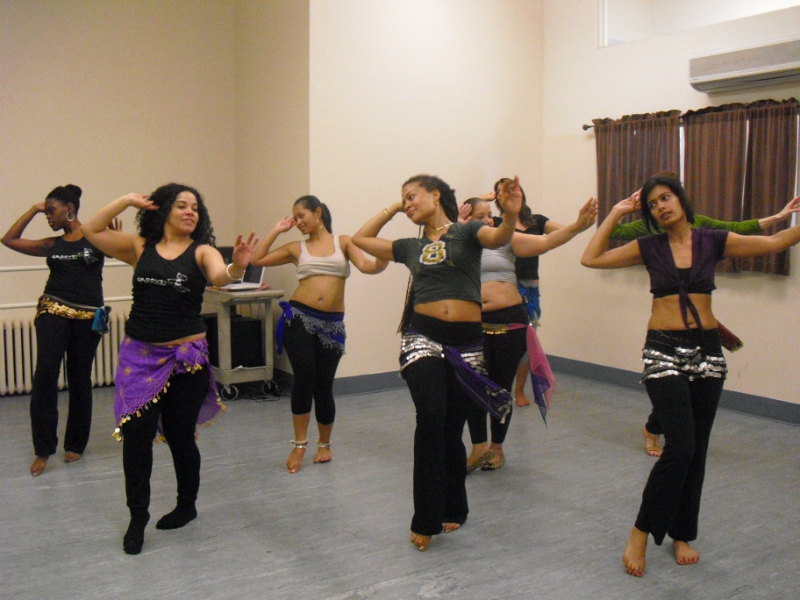 Belly Dance with Jannelle